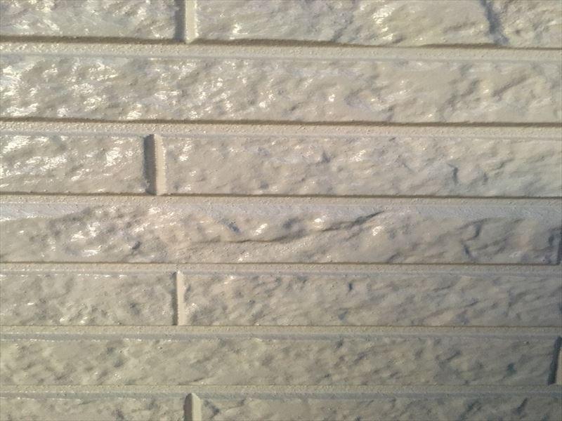 住宅外壁のアップ画像